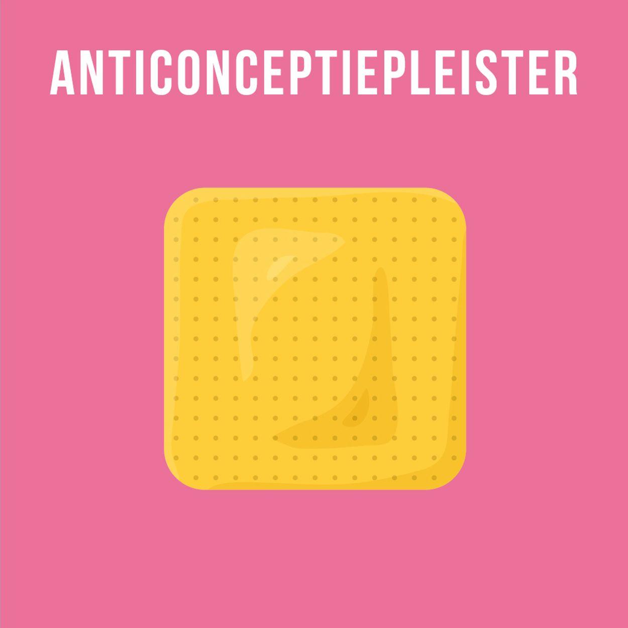 Anticonceptiepleister